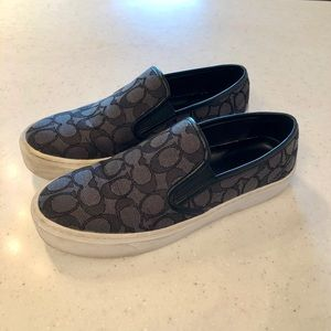 Coach Cameron Slip On Shoes Size 8.5